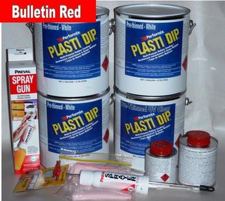Product Details Bull Red Uv Lge Car Kit 3 78