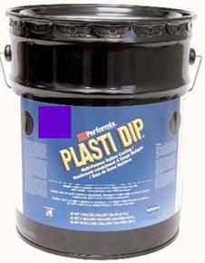 Fluoro Purple Plasti Dip 18.9