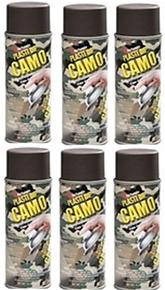 Camo Brn Plasti Dip Aero x 6