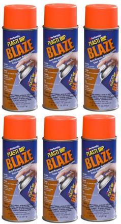 Product Details Bl Orange Plasti Dip Aero X 6