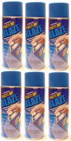 Bl Blue Plasti Dip Aero x 6